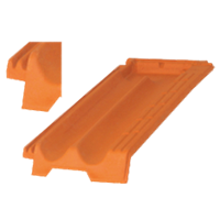 LATERAL MERIDIAN ROOF TILE LEFT
